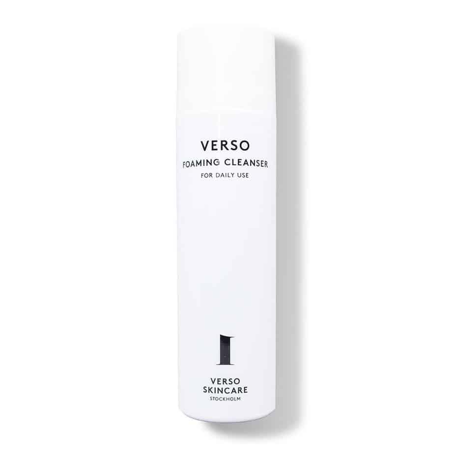Rostro Piel Mixta & Grasa Verso Skincare Foaming Cleanser