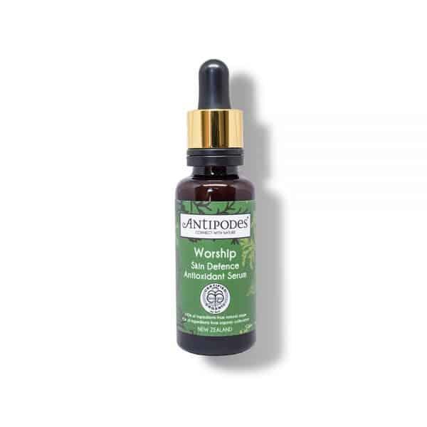 Serum Anti-Age Antipodes Worship Skin Defence Antioxidant Serum