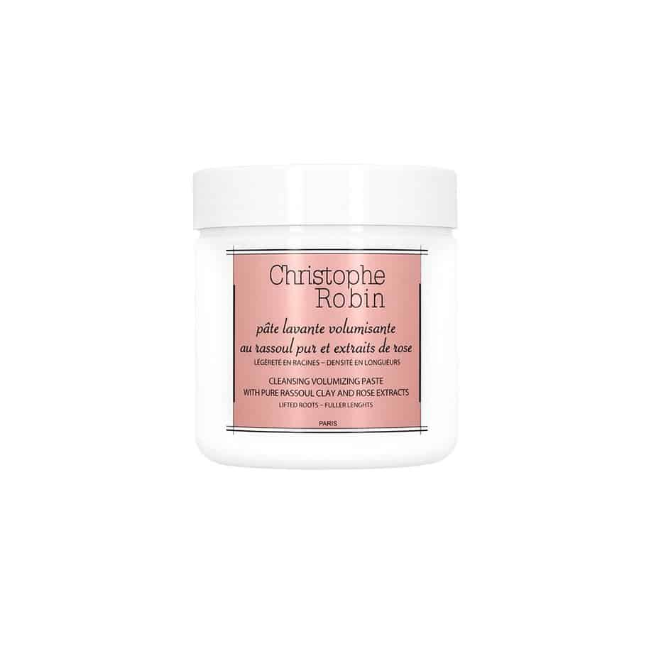 Champú cabello fino Christophe Robin Cleansing Volumizing Paste with Pure Rassoul Clay and Rose Extracts