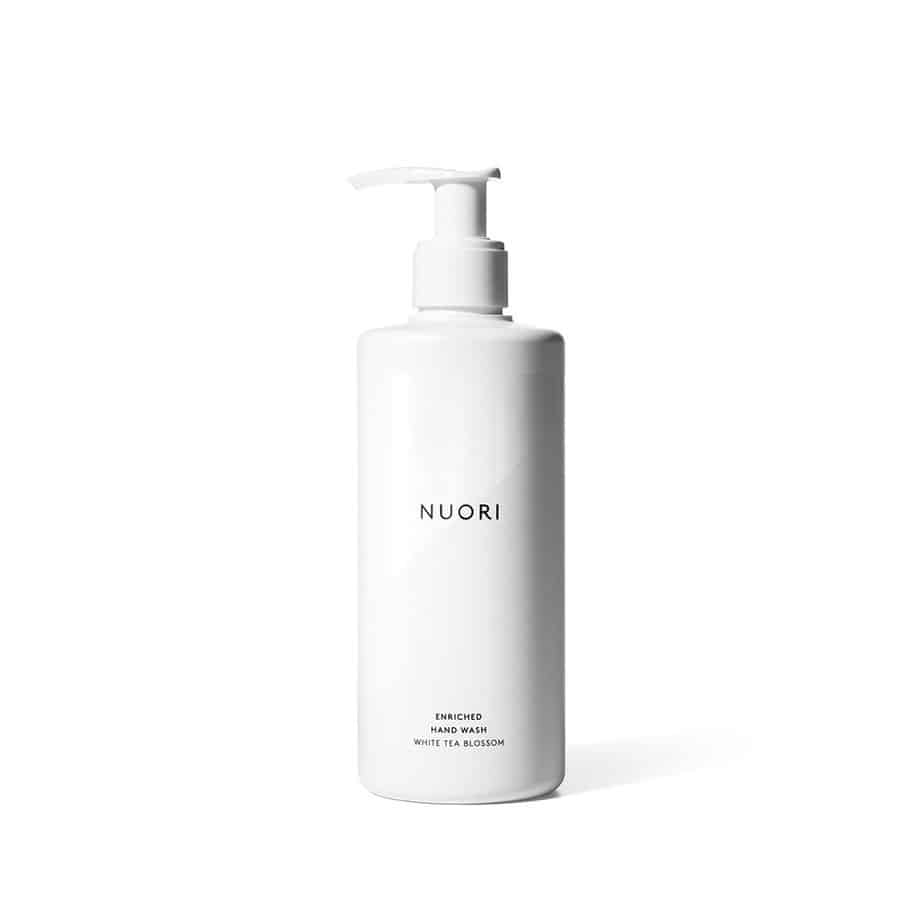 Gel limpiador de manos piel seca y deshidratada Nuori Enriched Hand Wash