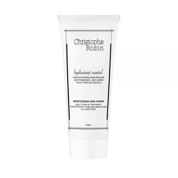 Crema hidratante cabello deshidratado Christophe Robin Moisturizing Hair Cream