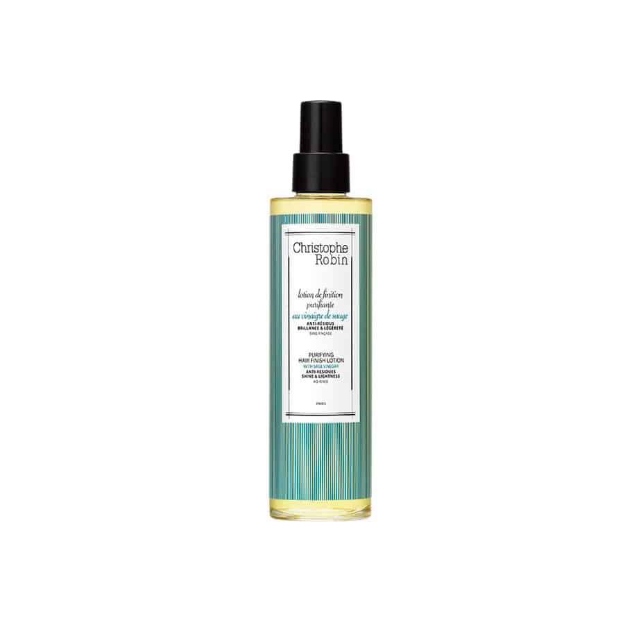 Loción purificante cabello deshidratado Christophe Robin Purifying Finishing Lotion with Sage Vinegar