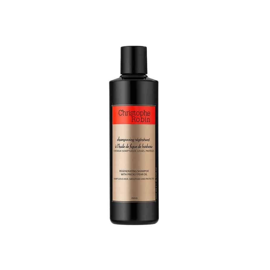 Champú cabello seco Christophe Robin Regenerating Shampoo with Prickly Pear Oil
