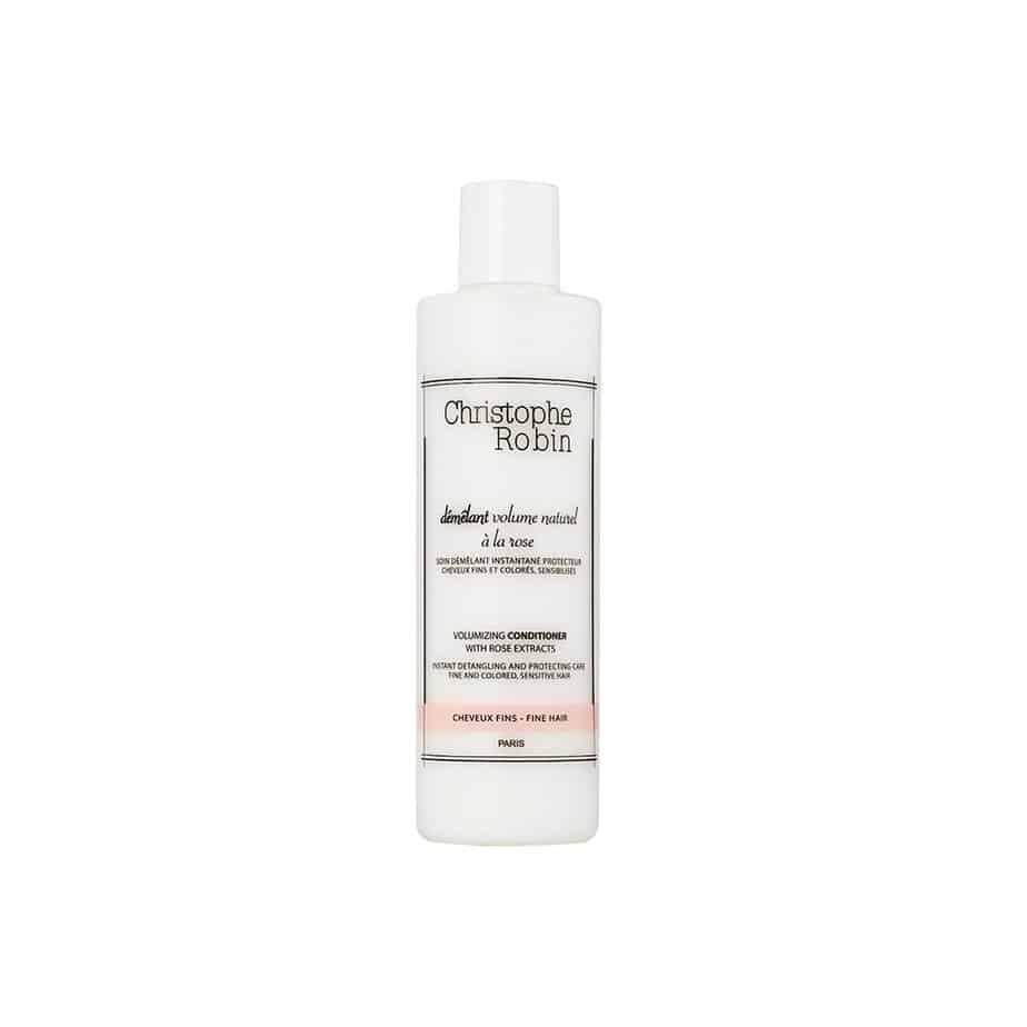 Acondicionador cabello fino Christophe Robin Volumizing Conditioner with Rose Extracts