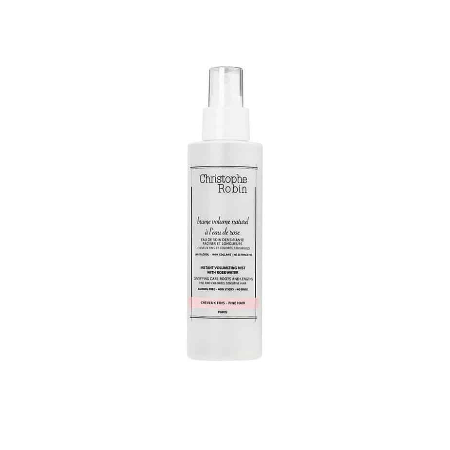 Spray voluminizante para cabello fino Christophe Robin Volumizing Mist with Rose Extracts