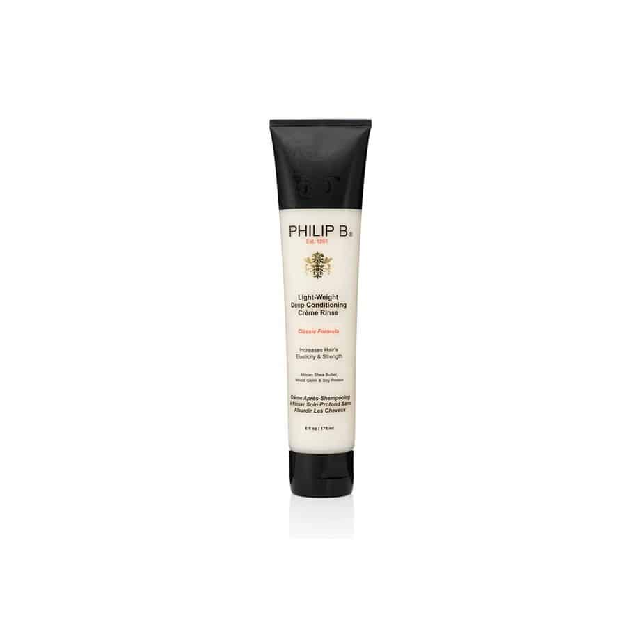 Acondicionador cabello seco Philip B Light-Weight Deep Conditioning Crème Rinse